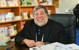 Wozniak in space? Apple co-founder launches space exploration company