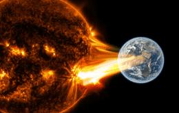 """""""Apocalipse da Internet"""": Supertempestade solar pode causar estrago por meses"""