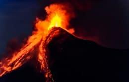 Vulcão na Guatemala está perto de erupção, mas governo ainda não evacuou moradores