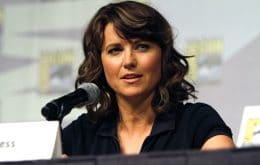 Pressure to replace Gina Carano in 'The Mandalorian' crippled Lucy Lawless' project in 'Star Wars'
