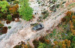 Subaru anuncia imagens do Solterra, carro elétrico em parceria com Toyota