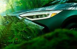 Subaru 100% elétrico: montadora japonesa mostra o SUV Solterra, uma parceria com a Toyota