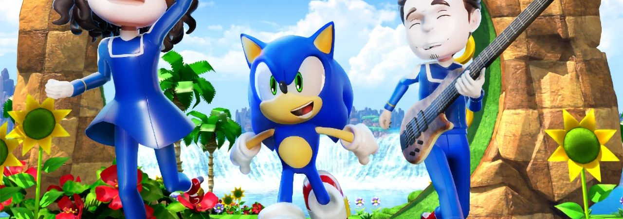 sonic green hill letra