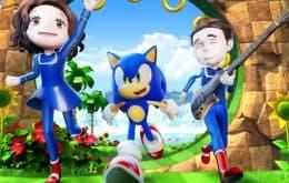 Trilha de Green Hill Zone, primeira fase de 'Sonic', ganha letra oficial após 30 anos