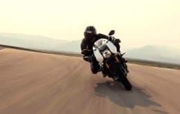 Triumph anuncia RR 1200, nova moto esportiva da série Speed Triple