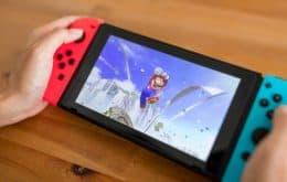Nintendo desenvolve novo controle para Switch