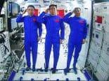 China traz de volta à Terra os astronautas da missão Shenzhou-12