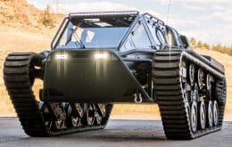 It's expensive, but believe me: you can buy your own battle tank
