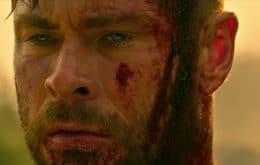 """#Tudum: """"Resgate 2"""", filme com Chris Hemsworth, ganha teaser na Netflix; confira"""