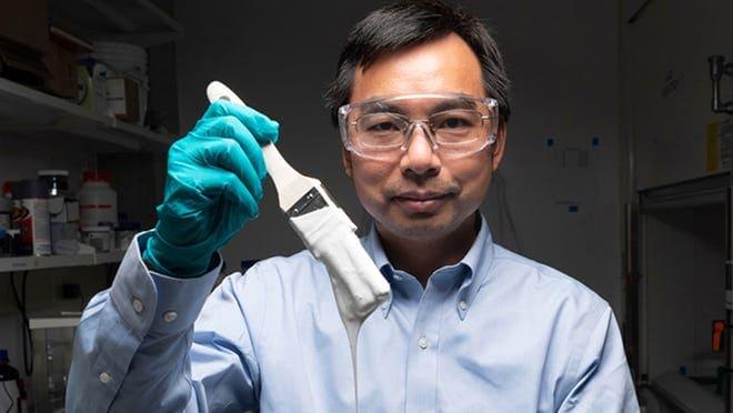 cientistas criam a tinta mais branca
