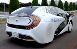¿Asociación con Apple? Toyota invierte fuertemente en la producción de baterías y lanza un concepto eléctrico