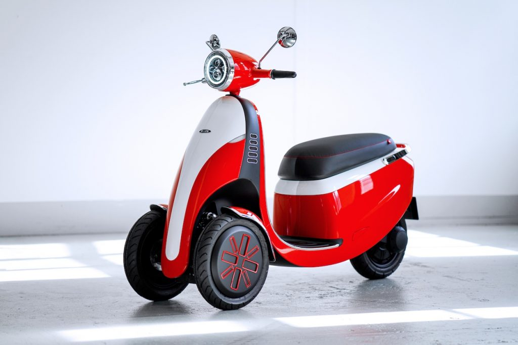 Scooter da Micro Mobility Systems