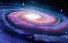 Estudo quer explicar o motivo da Via Láctea ter formato de espiral