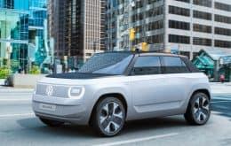 "Volkswagen anuncia o ID.Life, carro-conceito ""acessível"" e 100% elétrico"