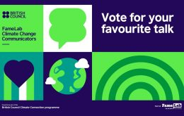 Brazil in the final: vote for the best scientific disseminator in the world competition