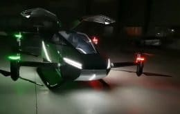 """Voyager X2: Xpeng apresenta nova geração de """"carro voador"""""""