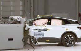Eléctrico y robusto: el VW ID.4 pasa las pruebas de choque de EE. UU. Con gran éxito