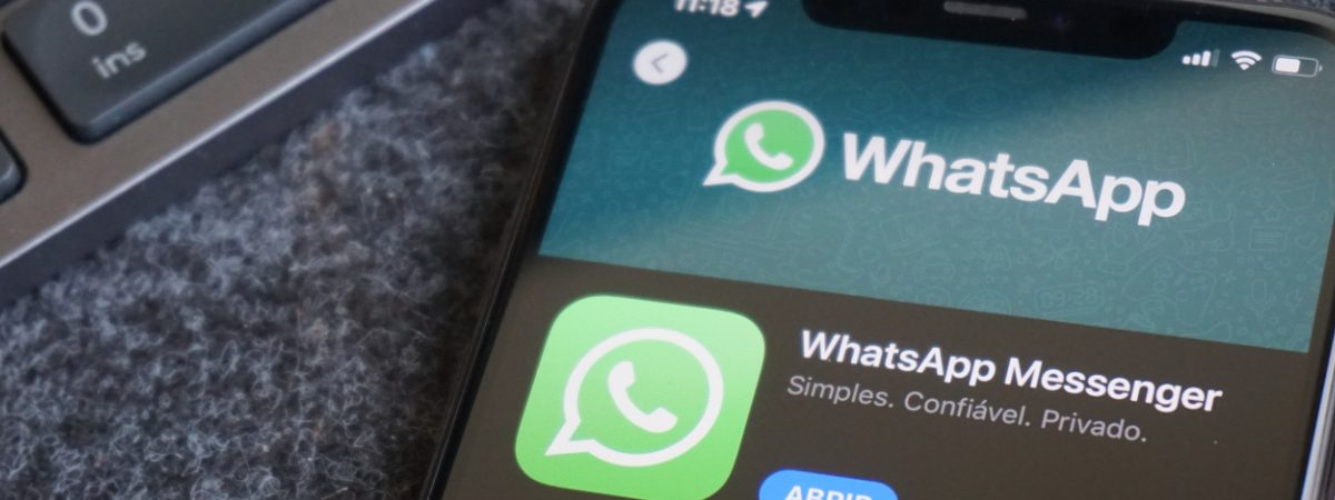 WhatsApp no iPhone (Imagem: André Fogaça/Olhar Digital)