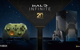 Xbox Series X ganha edição especial de 'Halo Infinite'; pré-venda inicia quinta-feira (23)
