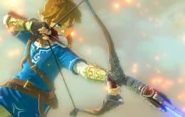 Bug em 'Breath of the Wild' faz jogador acertar castelo de Hyrule com flecha a 2,6 km