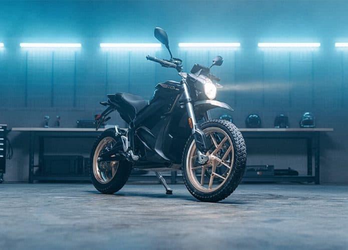 Motocicleta Zero DSR
