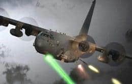 Força Aérea americana recebe arma a laser para equipar avião