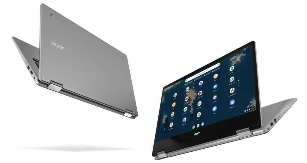 Acer Chromebook Spin 314 (Imagem: divulgação/Acer)