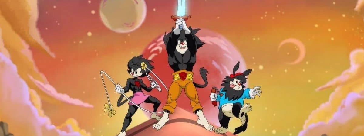Animaniacs - Thundercats