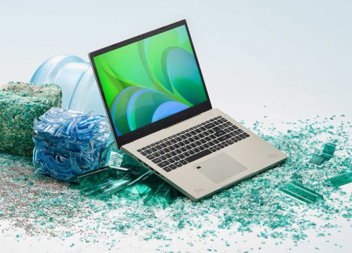 Notebook Acer Aspire Vero