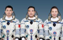 Segunda tripulação da estação espacial chinesa vai ao espaço nesta sexta-feira