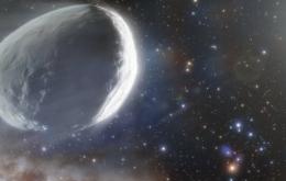 El cometa gigante hacia nosotros es probablemente el más grande jamás visto