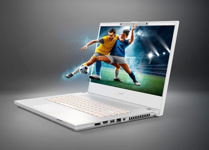 ConceptD 7 SpatialLabs Edition, o notebook com tela 3D