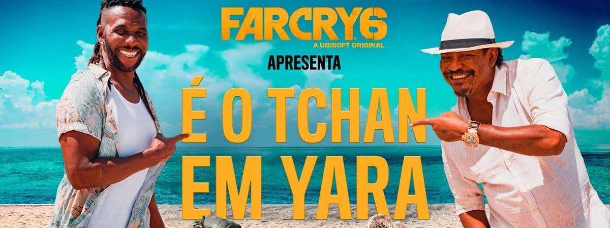 Far Cry 6 - É o Tchan