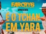 É o Tchan é o destaque da divulgação de 'Far Cry 6'