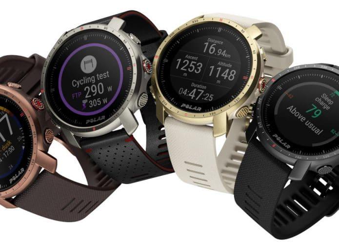 Smartwatches Polar Grit X Pro
