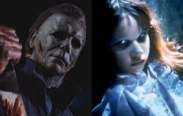 """Diretor do novo 'O Exorcista' e 'Halloween' comenta produção dos dois filmes: """"incrivelmente diferentes"""""""