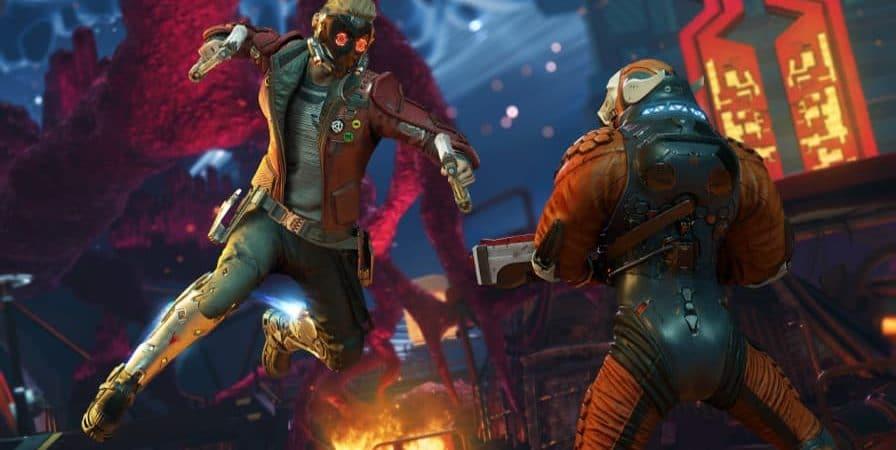 Marvel's Guardians of the Galaxy - Guardiões da Galáxia jogo
