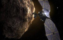 La NASA lanza la sonda Lucy Time Capsule para futuros humanos