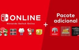 Nintendo Switch Online com N64 e Mega Drive ganha data de lançamento e preço