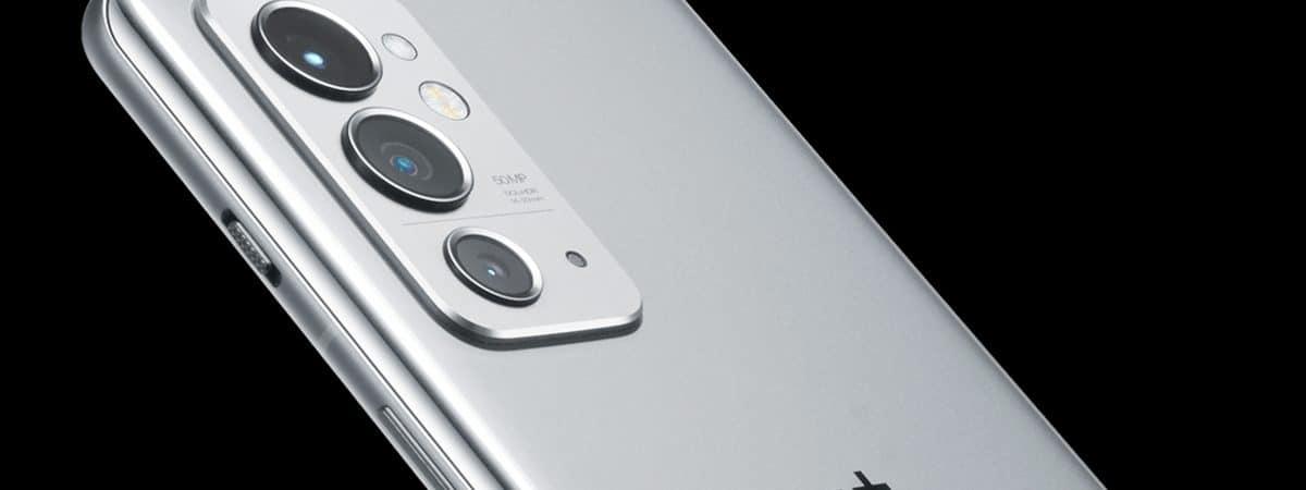 Imagem vazada do OnePlus 9 RT