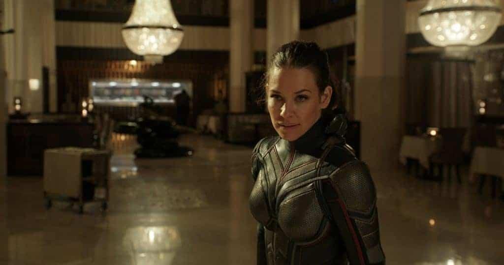 Vespa - Hope van Dyne - Marvel - Evangeline Lilly