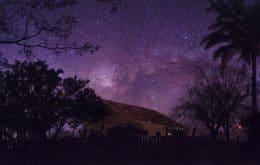 Encontro de astrofotografia produz imagens fantásticas do céu do sertão nordestino