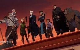 Abertura de 'Vox Machina' chega quatro meses antes da série