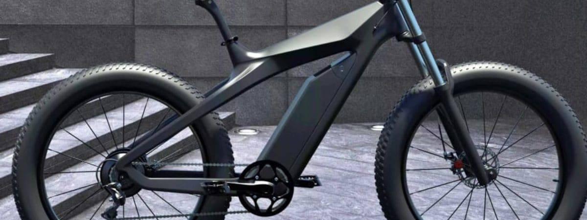 Uma e-bike Airover da GoEV Corp.