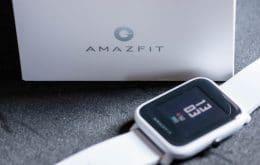 Amazfit vai trocar logotipo e lançar novos smartwatches