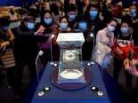 Amostras da Lua trazidas por missão chinesa indicam atividade vulcânica mais recente