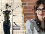 'The Avengers': Original script did not have Black Widow, but Zooey Deschanel as Wasp