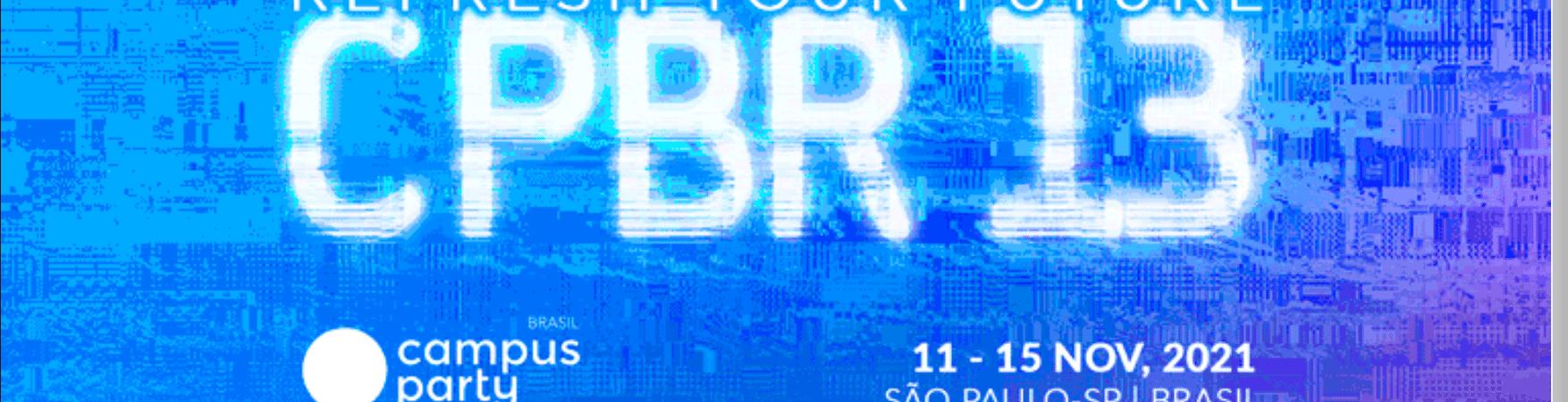 Campus Party CPBR13