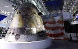 China presenta su nueva cápsula espacial