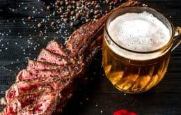 Carne de cevada: técnica combina proteínas da planta com células-tronco de animais